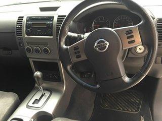 2006 Nissan Pathfinder R51 ST-L (4x4) White 5 Speed Automatic Wagon