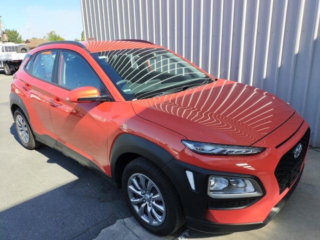 Used Hyundai Kona OS.3 MY20 Go 2WD Horsham, 2019 Hyundai Kona OS.3 MY20 Go 2WD 6 Speed Sports Automatic Wagon