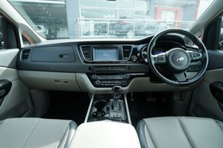 2015 Kia Carnival YP MY15 SLi Grey 6 Speed Automatic Wagon