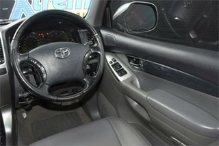 2008 Toyota Landcruiser Prado KDJ120R Grande Silver 5 Speed Automatic Wagon