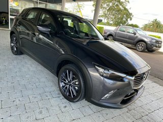 2017 Mazda CX-3 sTouring Meteor Grey Sports Automatic Wagon