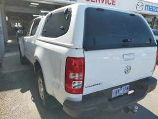 2012 Holden Colorado RG MY13 LX Crew Cab 5 Speed Manual Utility