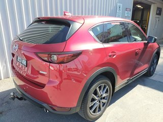 2017 Mazda CX-5 KF4W2A GT SKYACTIV-Drive i-ACTIV AWD 6 Speed Sports Automatic Wagon