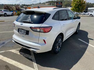 2020 Ford Escape 2020.75MY ST-Line White Platinum 8 Speed NXT SUV