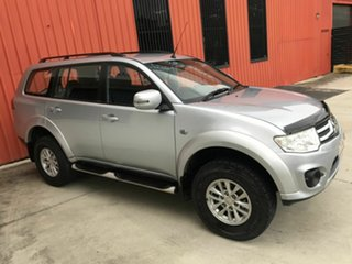 2014 Mitsubishi Challenger PC (KH) MY14 Silver 5 Speed Sports Automatic Wagon