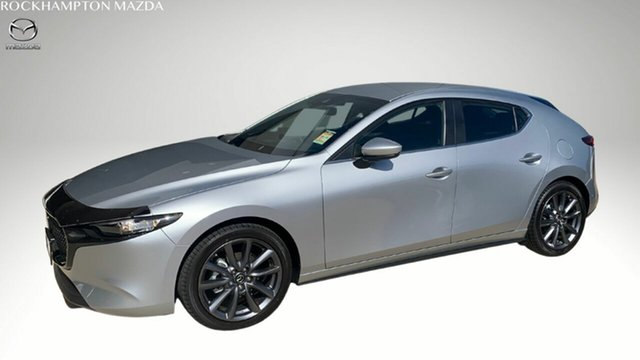 New Mazda 3 BP2H7A G20 SKYACTIV-Drive Evolve North Rockhampton, 2020 Mazda 3 BP2H7A G20 SKYACTIV-Drive Evolve Sonic Silver 6 Speed Sports Automatic Hatchback