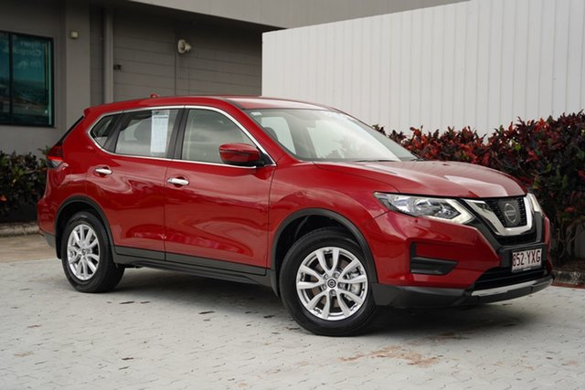 Used Nissan X-Trail T32 Series II ST X-tronic 2WD Cairns, 2019 Nissan X-Trail T32 Series II ST X-tronic 2WD Red 7 Speed Constant Variable Wagon