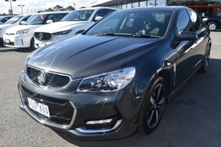 2017 Holden Commodore VF II MY17 SV6 Grey 6 Speed Sports Automatic Sedan