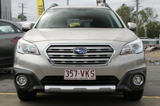 2015 Subaru Outback B6A MY15 2.5i CVT AWD Metallic Tungsten 6 Speed Constant Variable Wagon.