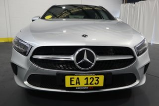 2018 Mercedes-Benz A-Class W177 A200 DCT Silver 7 Speed Sports Automatic Dual Clutch Hatchback