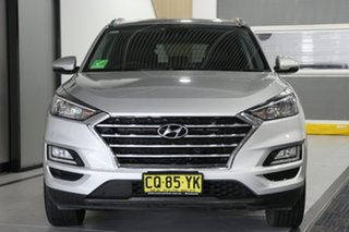 2018 Hyundai Tucson TL2 MY18 Elite 2WD Silver 6 Speed Sports Automatic Wagon
