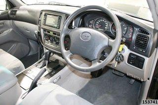 2006 Toyota Landcruiser HDJ100R VX (4x4) Black 5 Speed Automatic Wagon