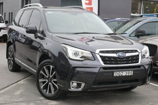 2017 Subaru Forester S4 MY17 XT CVT AWD Premium Grey 8 Speed Constant Variable Wagon.