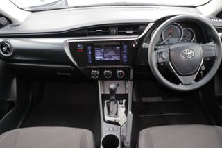 2016 Toyota Corolla ZRE182R Ascent S-CVT Silver Pearl 7 Speed Constant Variable Hatchback