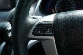 2011 Honda Odyssey RB MY11 Luxury Silver 5 Speed Automatic Wagon