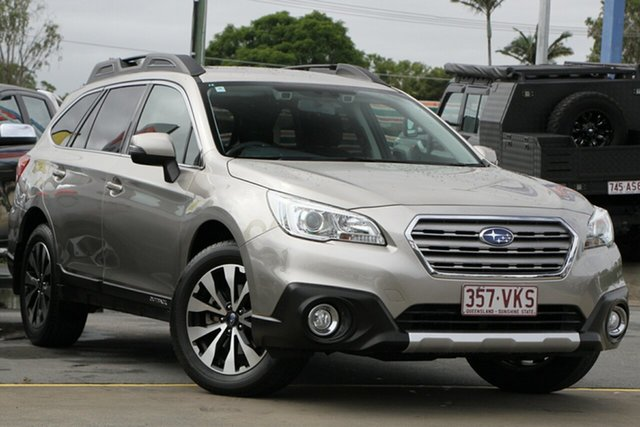 Used Subaru Outback B6A MY15 2.5i CVT AWD Aspley, 2015 Subaru Outback B6A MY15 2.5i CVT AWD Metallic Tungsten 6 Speed Constant Variable Wagon
