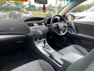 2009 Mazda 3 BK10F2 MY08 Maxx Sport Red 4 Speed Sports Automatic Hatchback