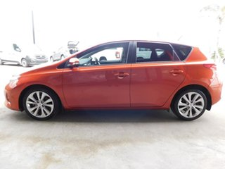 2015 Toyota Corolla ZRE182R Levin S-CVT ZR Orange 7 Speed Constant Variable Hatchback