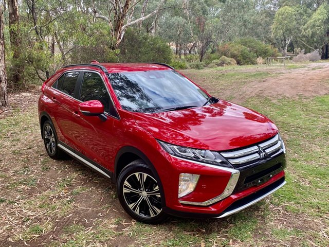 Used Mitsubishi Eclipse Cross YA MY18 LS 2WD Reynella, 2018 Mitsubishi Eclipse Cross YA MY18 LS 2WD Red Diamond 8 Speed Constant Variable Wagon