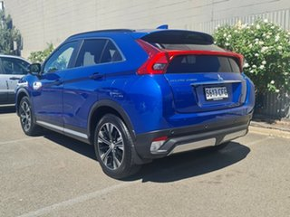 2020 Mitsubishi Eclipse Cross YA MY20 Exceed 2WD Blue 8 Speed Constant Variable Wagon