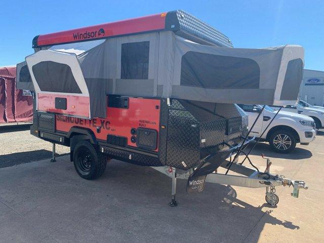 Used Windsor Windsor Epsom, 2018 Windsor Windsor Silouette XC421 Caravan