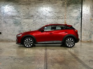 2019 Mazda CX-3 DK2W76 sTouring SKYACTIV-MT FWD Red 6 Speed Manual Wagon