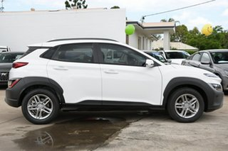 2020 Hyundai Kona Os.v4 MY21 2WD Atlas White Standard 8 Speed Constant Variable Wagon