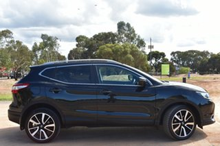 2015 Nissan Qashqai J11 TI Black 1 Speed Constant Variable Wagon.