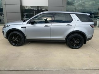 2018 Land Rover Discovery Sport L550 19MY HSE Luxury Indus Silver 9 Speed Sports Automatic Wagon