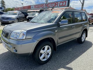 2006 Nissan X-Trail T30 ST (4x4) Grey 4 Speed Automatic Wagon.