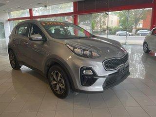 2020 Kia Sportage QL MY20 S 2WD Silver 6 Speed Sports Automatic Wagon.