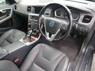 2014 Volvo S60 F Series MY15 T5 Adap Geartronic Luxury Grey 8 Speed Sports Automatic Sedan