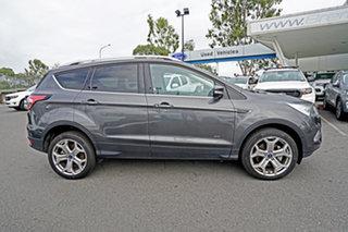 2018 Ford Escape ZG 2018.00MY Titanium Grey 6 Speed Sports Automatic Dual Clutch SUV