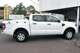 2017 Ford Ranger PX MkII 2018.00MY XL Hi-Rider White 6 Speed Sports Automatic Utility.