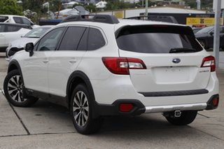 2016 Subaru Outback B6A MY16 2.5i CVT AWD Premium Glacier White 6 Speed Constant Variable Wagon