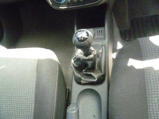 2004 Holden Barina XC MY04.5 Silver 5 Speed Manual Hatchback
