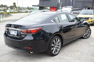 2018 Mazda 6 GL1032 Atenza SKYACTIV-Drive Black 6 Speed Sports Automatic Sedan