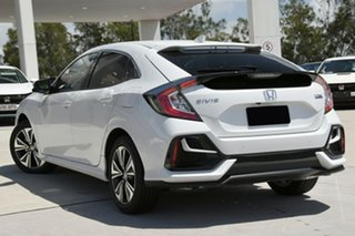 2020 Honda Civic 10th Gen MY20 VTi-L Wx 1 Speed Constant Variable Hatchback.