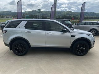 2018 Land Rover Discovery Sport L550 19MY HSE Luxury Indus Silver 9 Speed Sports Automatic Wagon.