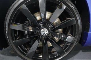 2016 Volkswagen Scirocco 1S MY17 R Coupe DSG Wolfsburg Edition Blue 6 Speed
