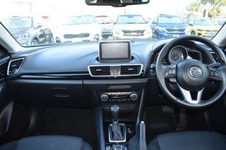 2014 Mazda 3 BM5238 SP25 SKYACTIV-Drive Blue 6 Speed Sports Automatic Sedan