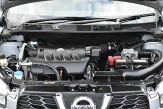 2013 Nissan Dualis J10W Series 3 MY12 Ti-L Hatch 2WD Grey 6 Speed Manual Hatchback