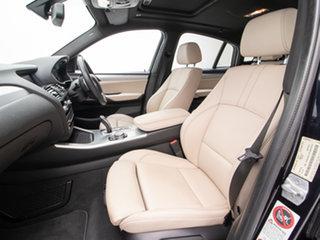 2015 BMW X4 F26 MY15 xDrive 20I Blue 8 Speed Automatic Coupe