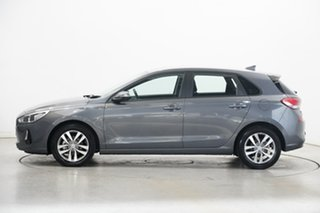 2019 Hyundai i30 PD2 MY19 Active Grey 6 Speed Sports Automatic Hatchback.