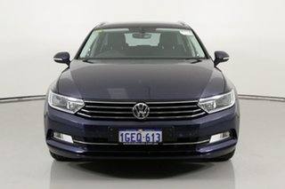 2017 Volkswagen Passat 3C MY17 132 TSI Blue 7 Speed Auto Direct Shift Wagon.