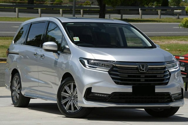 New Honda Odyssey RC 21YM Vi LX7 Hornsby, 2020 Honda Odyssey RC 21YM Vi LX7 Super Platinum 7 Speed Constant Variable Wagon