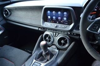 2019 Chevrolet Camaro MY19 ZL1 Orange 6 Speed Manual Coupe.