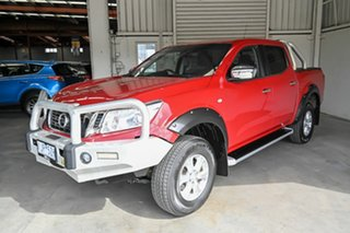 2016 Nissan Navara D23 S2 ST Red 7 Speed Sports Automatic Utility