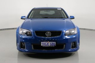 2012 Holden Commodore VE II MY12 SS-V Redline Edition Blue 6 Speed Automatic Sportswagon.