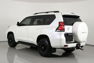 2018 Toyota Landcruiser GDJ150R MY18 Prado GXL (prem Int) (4x4) Crystal Pearl 6 Speed Automatic